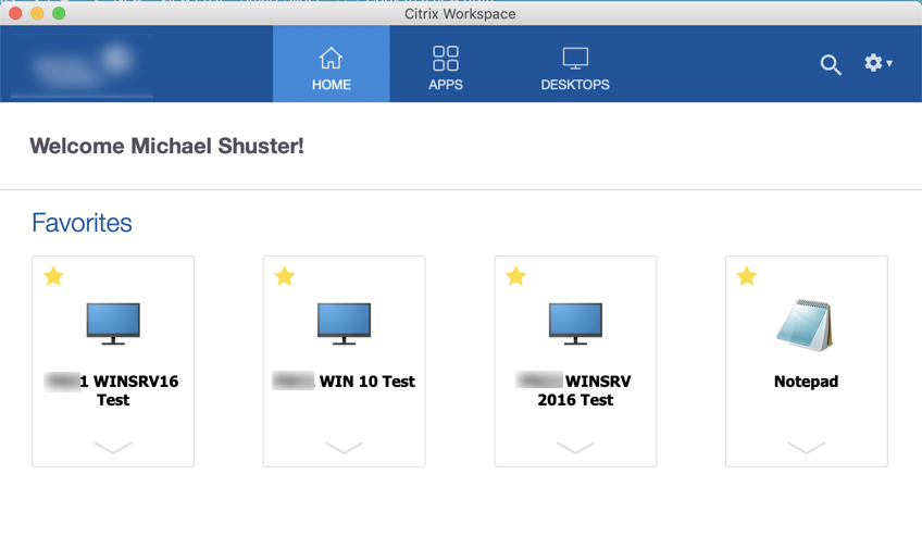 HowTo: Citrix Workspace App SAML Auth to Citrix Gateway via
